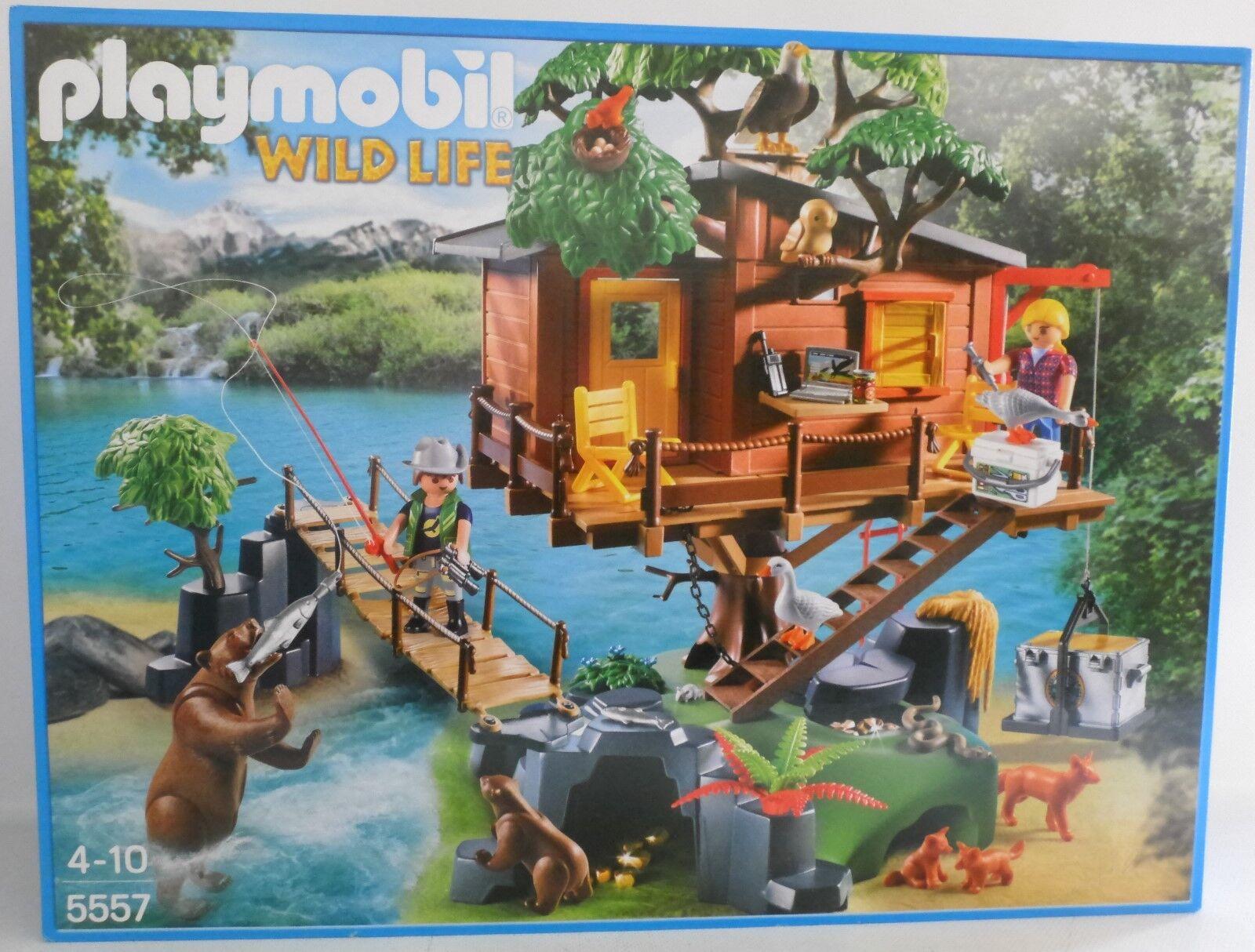 NEU PLAYMOBIL® 5557 Abenteuer-Baumhaus OVP