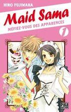 Collection de mangas Maid Sama en français - Tomes 1 à 3 - Pika Editions