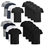 JACK-amp-JONES-Herren-T-Shirt-4er-Pack-Basic-O-Neck-V-Neck-Shirt-S-M-L-XL-XXL Indexbild 1