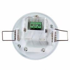 PIR Infrared Body Motion Auto Sensor Detector LED Lamp Light Switch 220V 360°