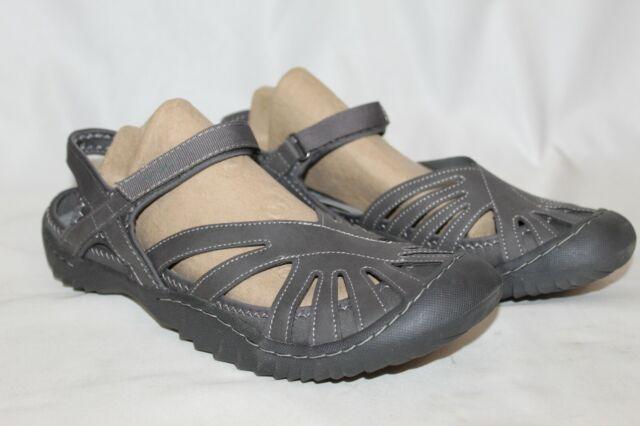 Jambu Jsport Poppy Grey Womens Size 10