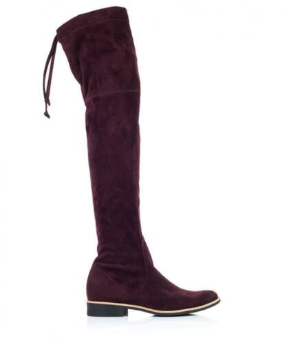 Boots Federica Over Boots Knee Over Over Bassi Federica Bassi Knee Federica Bassi 6qSnqwxgT