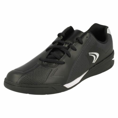 Run Black Trainers Boys Clarks Sports Award qK7xIKCAFw
