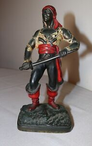 antique-bronze-patinated-cold-painted-figural-male-pirate-statue-figure