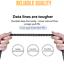 miniature 8 - 5X Wholesale Bulk USB Type C Cable 10 Ft Lot For Samsung S10 S20 S8 LG Data Cord