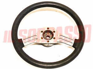 STEERING WHEEL AUTOBIANCHI A112 ABARTH - FIAT 127 SPORT ORIGINAL |