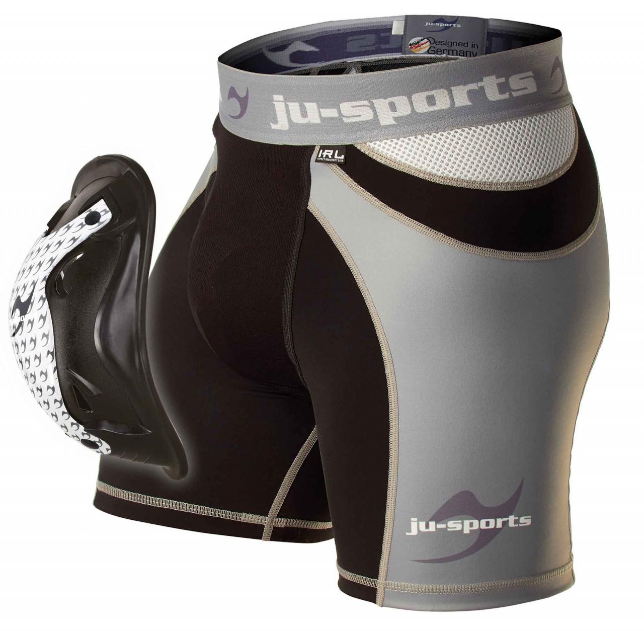 Ju-Sports Compression ProLine Shorty + Motion Pro Flexcup,ver.Größen, Muay Muay Muay Thai, af48e7