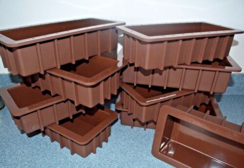 9 Northwest Silicone Molds for Fudge Soap// Chocolate Calico Kettle Holds 5lbs