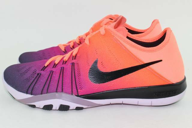 NIKE FREE TR 6 6 TR SPECTRM WOMAN SIZE 5.5 MANGO NEW RARE RUNNING