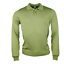 origine pullover Fedeli Green Wool Polo Mushroom nqzAZf