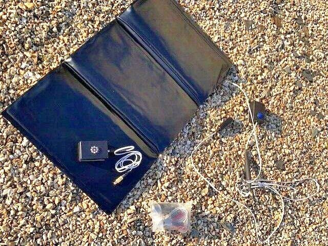 12 Volt kit di illuminazione Bivvy   Passaggio sul tappetino   Ideale Per La Pesca Notturna