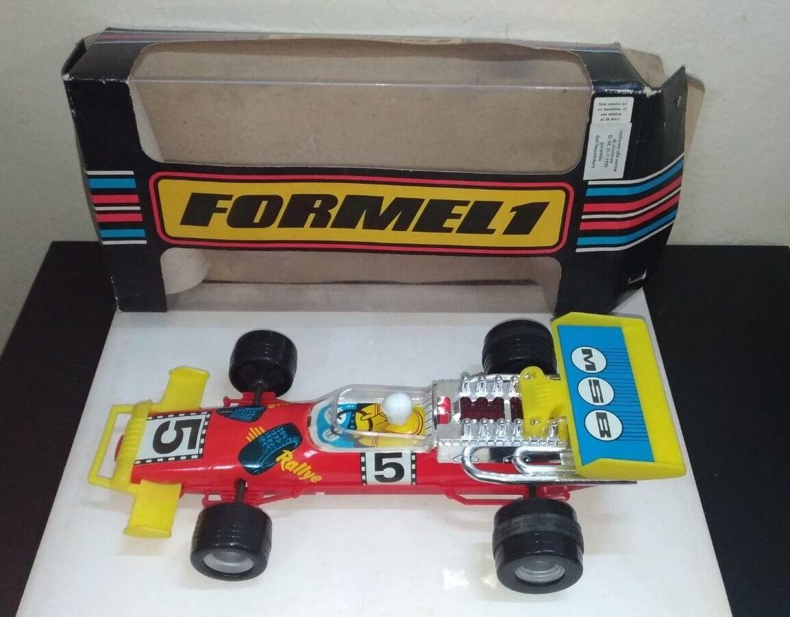 Modello Formula 1 Msb, made in GDR, anni 70