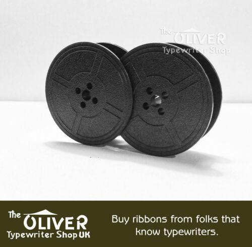 ROYAL ROYALITE 100,200,220,64,65 Typewriter Ribbon and Spool,,black or black//red