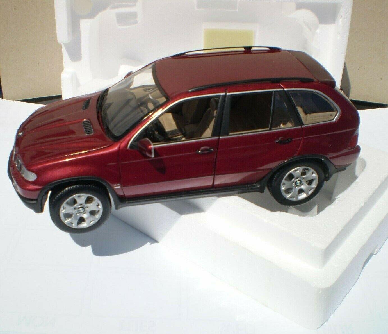 New 1 18 1 18 Kyosho BMW X5 4.4i