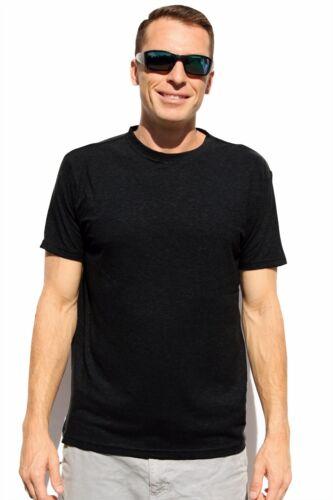 Choose Size /& Color Men/'s Hemp /& Organic Cotton Blend T-Shirts by Hemptopia