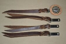 """Horse Western Tack Saddle String Ties 1//2/"""" Wide 404RT07"""