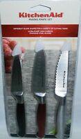 Kitchenaid Paring Knife Set 3 Pcs