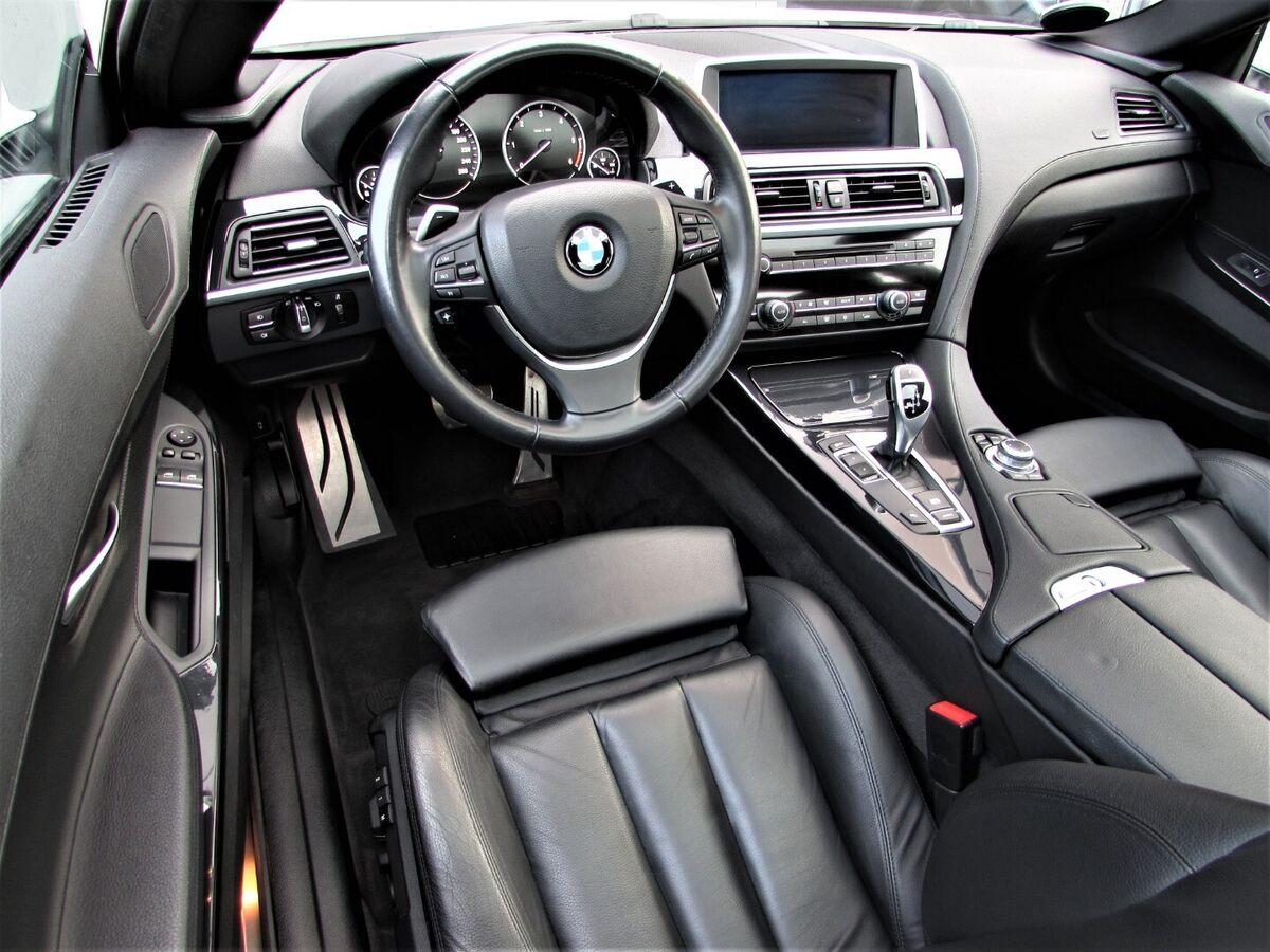 BMW 640d Coupé aut.