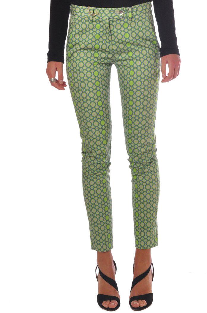 Meme  -  Pants - Female - Green - 3086710A184615