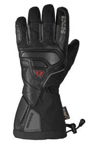 IXS-Arctic-Winterhandschuhe-super-warme-Motorrad-handschuhe-schwarz-Gore-Tex