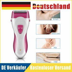 Elektrischer-Epiliergeraet-Epilierer-Haarentferner-Lady-Shaver-Nass-und