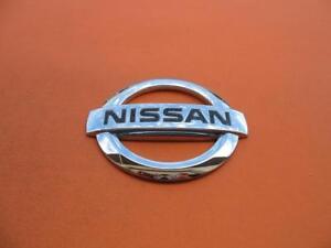 Genuine Nissan 2007-2011 Versa SEDAN Rear Emblem