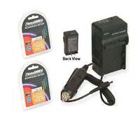 2 Klic-7003 Batteries + Charger For Kodak M380 M381 M420 Md81 V803 V1003 Z950