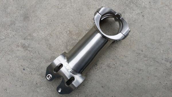 25.4  31.8mm CNC Integration Titanium Cycle Road MTB Cycle Ti stjälk 80  90  100mm