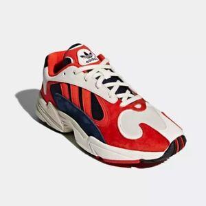 Details about New Adidas Originals Yung 1 Unisex Shoes Sneakers WhiteBlackNavy(B37615)