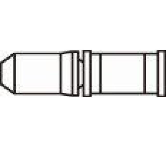 2 unidades Shimano Remaches para cadena