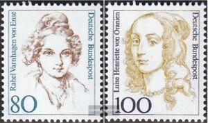 BRD-BR-Deutschland-1755-1756-kompl-Ausgabe-postfrisch-1994-Frauen-der-deutsc