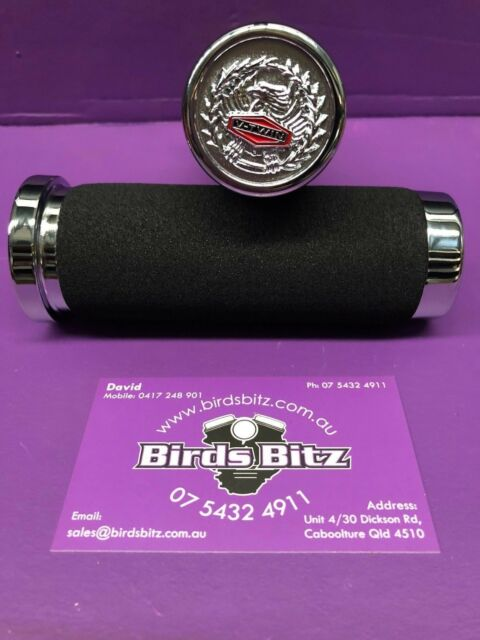 COMFORT HAND GRIPS ANY MODEL W/EXTERIOR THROTTLE CABLE HARLEY DAVIDSON B42008