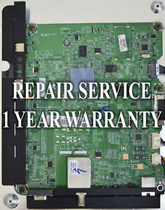 Détails : Mail-in Repair Service For Samsung BN41-01660 UE40D5500 1 YEAR  WARRANTY