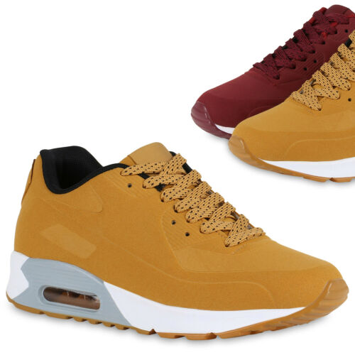 Damen Runners Laufschuhe Sportschuhe Sneakers Trendfarben 816852 Trendy