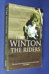 Signed-Book-THE-RIDERS-Tim-Winton-AUSTRALIAN-FICTION