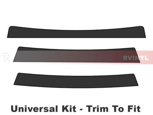 Rtint Precut Window Tint Kit for Kia Optima 2007-2010 Tinting Films