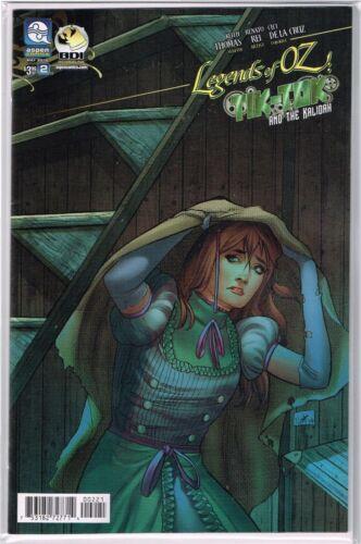 LEGENDS OF OZ TIK TOK AND KALIDAH #2 Cover B Aspen NM Comic - Vault 35