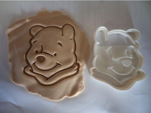 Winnie l/'ourson Cookie Pâtisserie Biscuit Cutter Icing Fondant Pâtisserie BAKE Cuisine