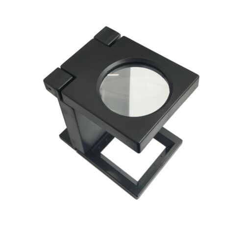Attrezzi RDG pieghevole lente d'ingrandimento X5 CON LUCE LED lettura Scala gioielli OCCHIO LENTE D'INGRANDIMENTO