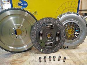 Pour-Ford-C-Max-DM2-Focus-MK2-1-6-TDCi-Embrayage-Solide-Volant-Kit-de-conversion