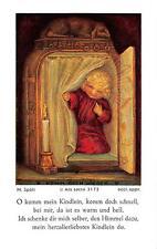 """OLD origenell german  Holy cards ARS SACRA 1930 """"H2776"""" Spötl"""