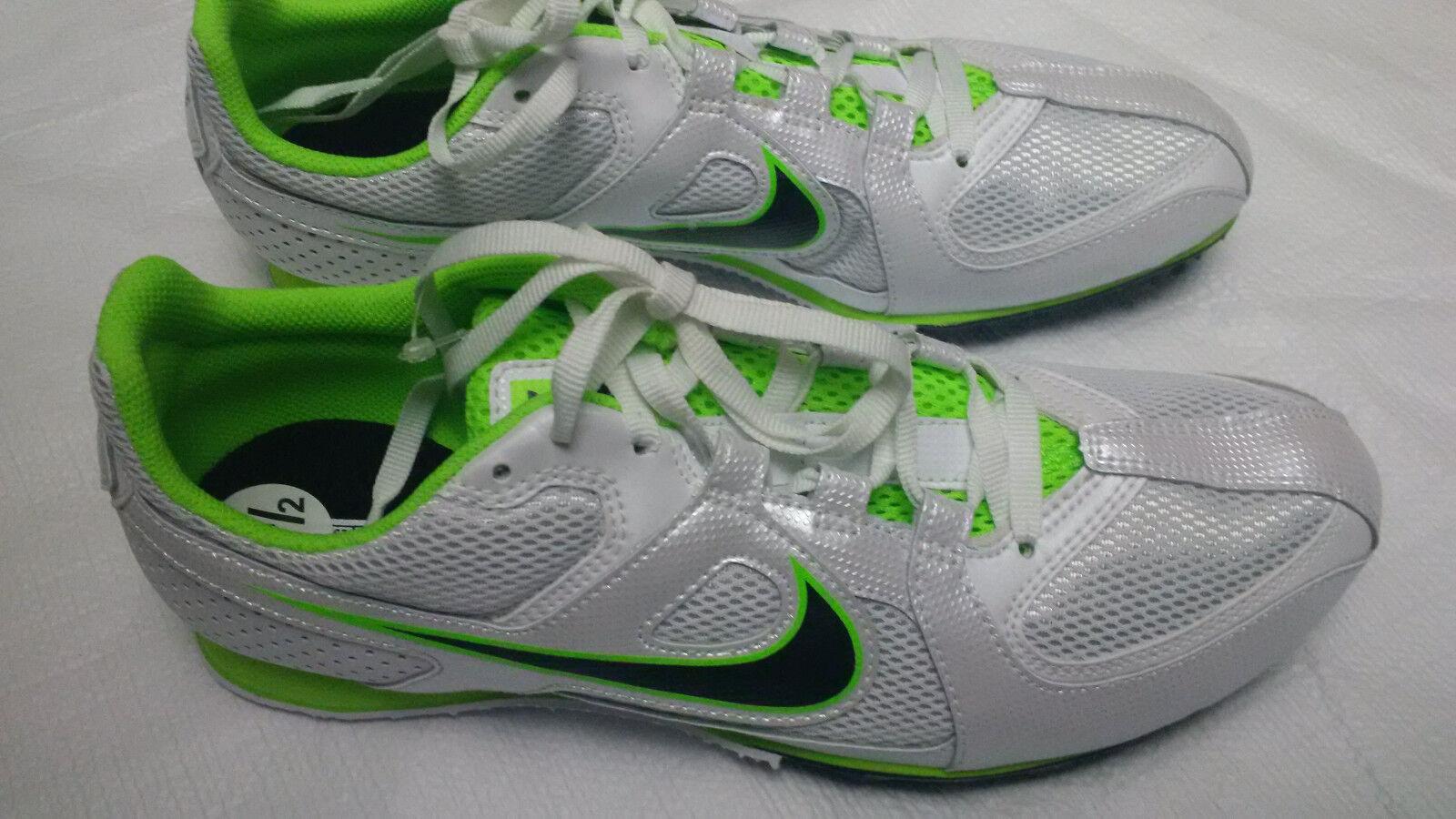 nike zoom rivale medio 6 da  -  running scarpe -  style 468648-103 9772b6