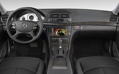 2009 Mercedes-Benz E-Class W211 Video In Motion TV FREE DVD