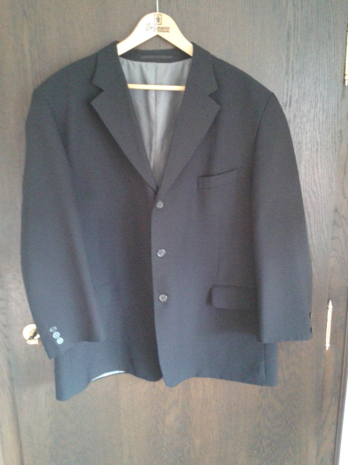 Schwarzes Sakko von C & A Gr. 30, wenig getragen | Erste Gruppe von Kunden