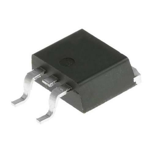3-Pin D2PAK 86 A 55 V HEXFET 1 x Infineon auirl 3705ZS N-Channel MOSFET