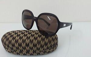 cd5091b17e7fe6 Max Mara lunettes de soleil noir femme violet rouge grande swarovski ...