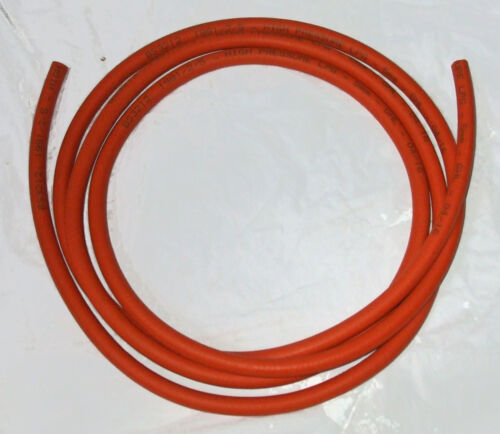 3 metre length M34//3 Gas LPG High Pressure Hose BS3212//2 x 5mm bore
