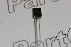10x-BC549-Fairchild-NPN-Silicon-Transistors