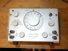 Vintage Wavetek Model 102 Function Generator Works Rare Model