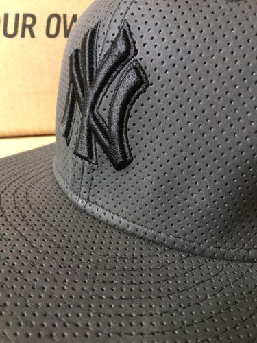 Bnwt New Era New York Yankees Mesh Type NY 59Fifty Montato CAPS MLB Cappellino Baseball